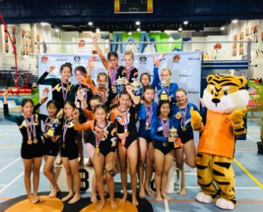 BISAC Junior and Senior Gymnastics Results 2018