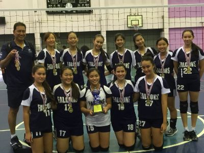 U11, U13, U15 Falcons Sports BISAC Round Up 2018