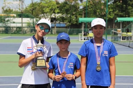 BISAC U11 Tennis Boys and Girls Singles Results