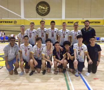 Boys Varsity Volleyball BISAC