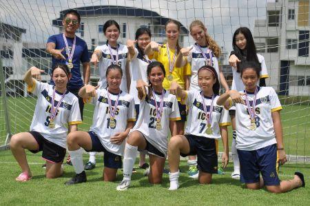 Girls Varsity Soccer BISAC
