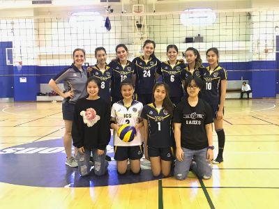 Girls Varsity Volleyball BISAC