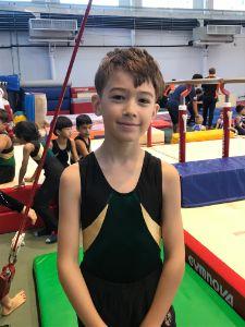 Gymnastics Joy!