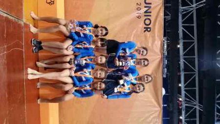BISAC and SEASAC Junior Gymnastics Results