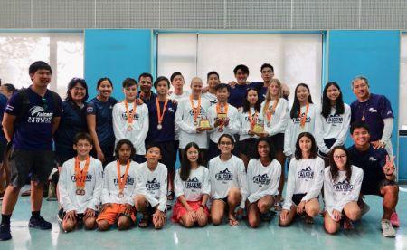 SEASAC Junior Swimming Results