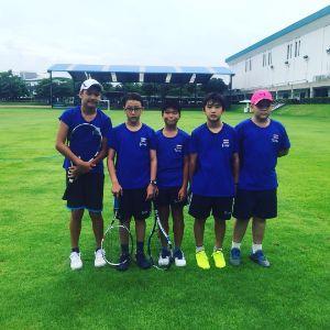 BISAC U13 Tennis Team Results