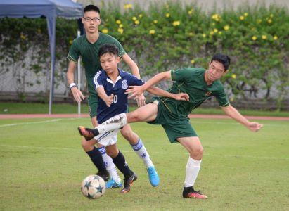 SHB Storm vs HIS Lions JV Boys Football Match Report