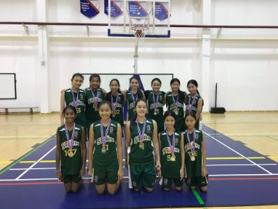 BISAC U13 Girls Basketball