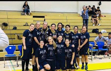 Varsity Girls Take 2nd at ISB Tourney