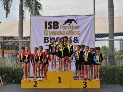Gymnastics - Black and Gold results