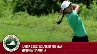 Vicky (y11) honoured as Virginia State's girl golfer of the year!